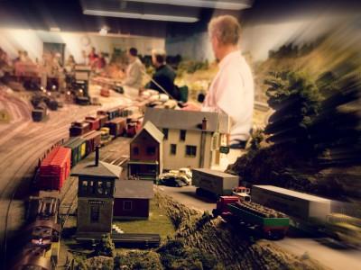 L'univers des maquettes de trains