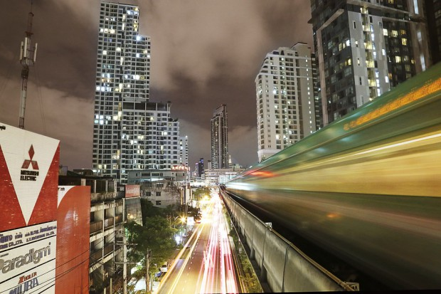 Bangkok : entre modernité et tradition