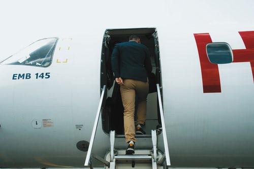 J'ai testé le jet privé à Montpellier