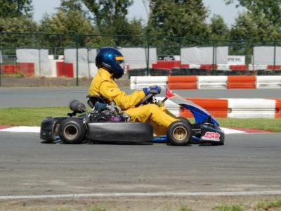 Comment s'habiller pour faire du karting ?